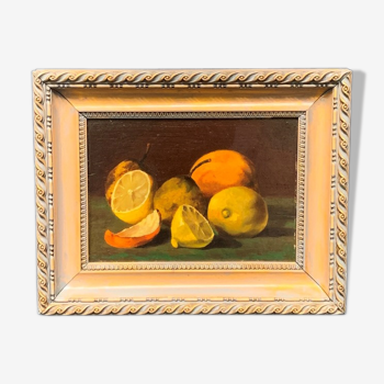 """Table """"Still Life with Fruit."""""""