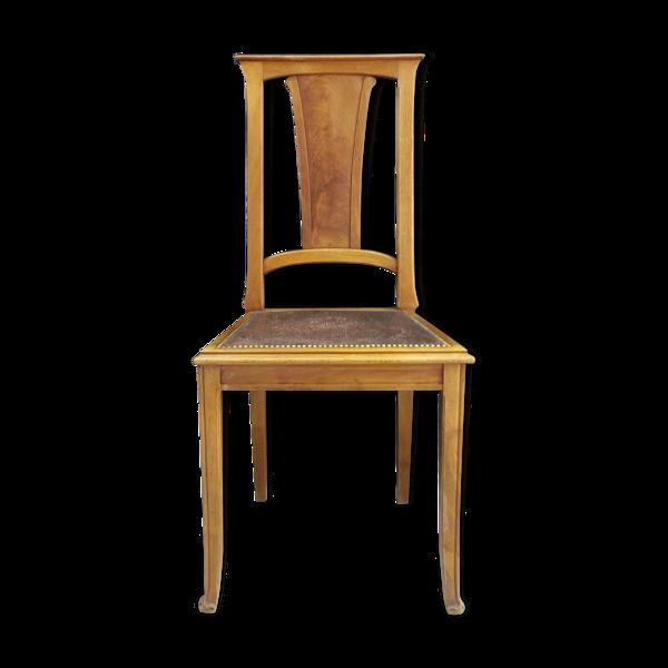 Selency Chaise art nouveau