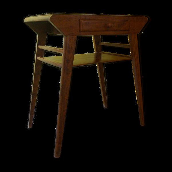 Table à tiroir 1950