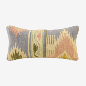 30x60 Cm Kilim Cushion,Vintage Cushion Cover