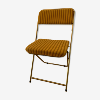 Chaise Lafuma vintage