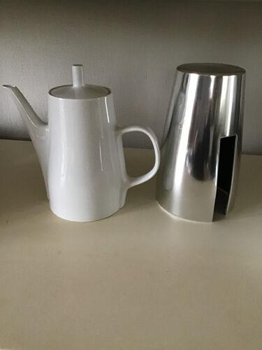 Cafetière porcelaine Melitta avec pot à lait sucrier
