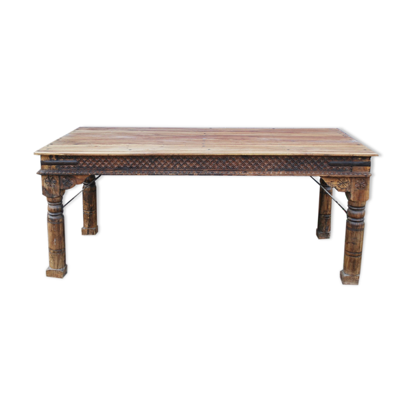 Table Indienne