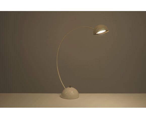 Postmodern table lamp circa 1980