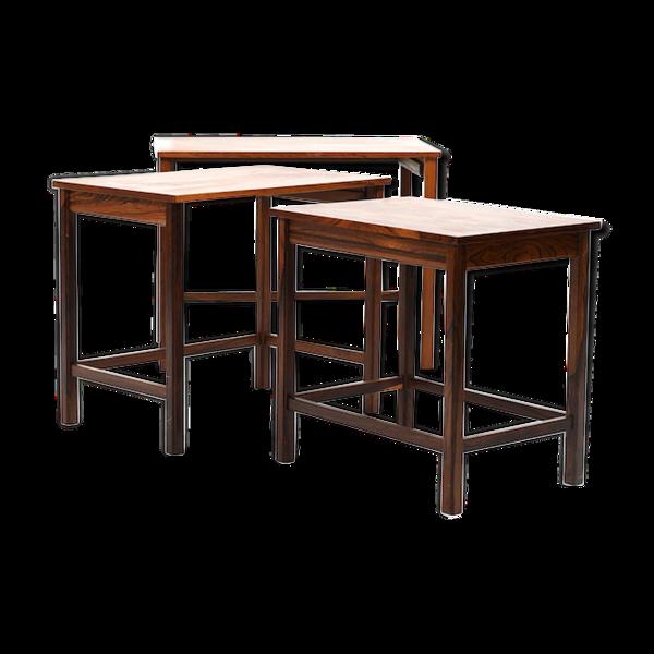 Tables gigognes danoises