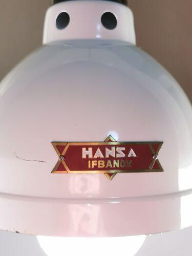 Baladeuse suspension laboratoire photographique Hansa Ifbanox, 1975