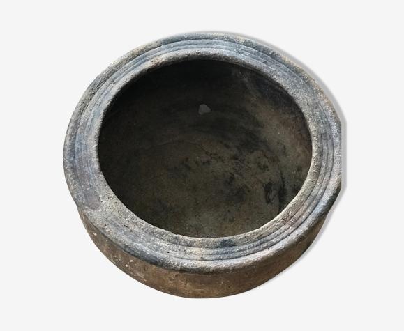 Pot en terre cuite ancienne