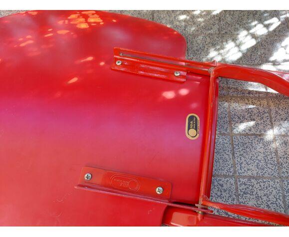 2 chaises Dafne de Gastone Rinaldi pour Thema