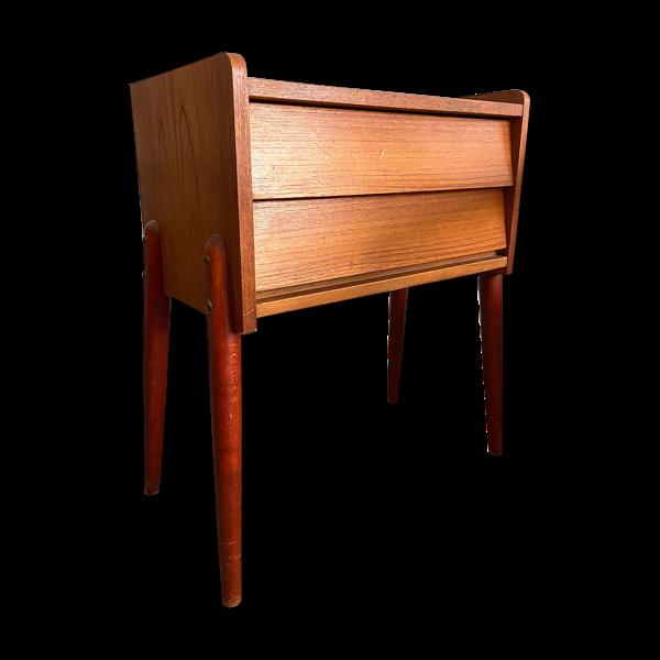 Selency Table de chevet années 50