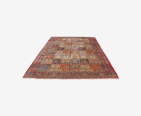 Tapis persan fait main Ghoum  302 x 225 cm