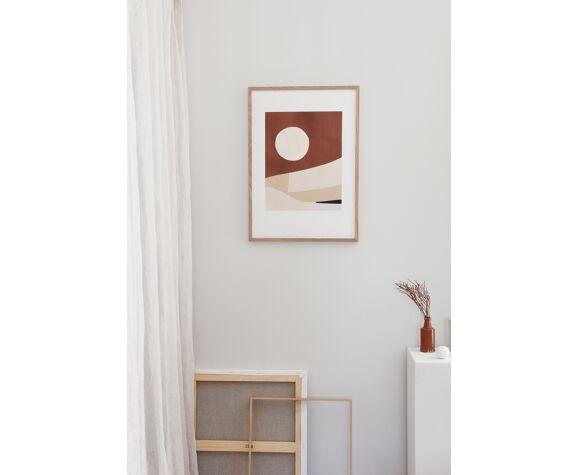 OAK Gallery Illustration Desert