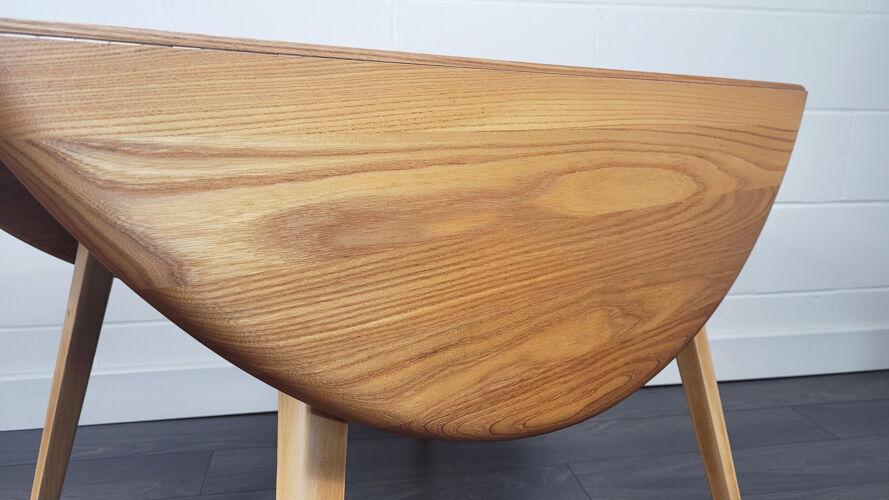 Table à manger ronde Ercol, années 1960 - No.11