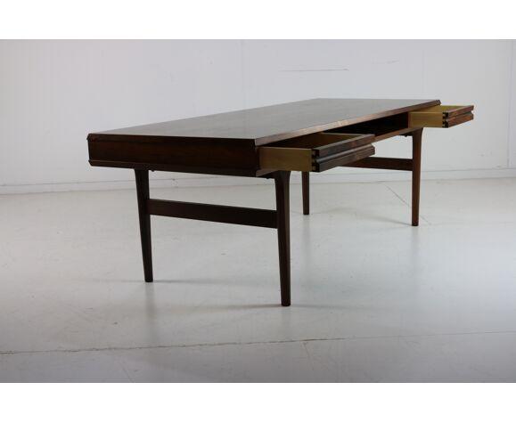 Table basse danoise du milieu du siècle