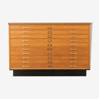 Armoire à tiroirs des années 1960