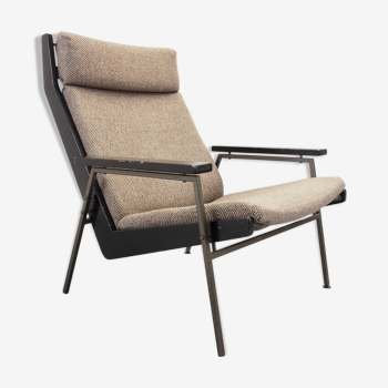 """Mid century dutch lounge chair """"lotus"""" by Rob Parry for Gelderland"""