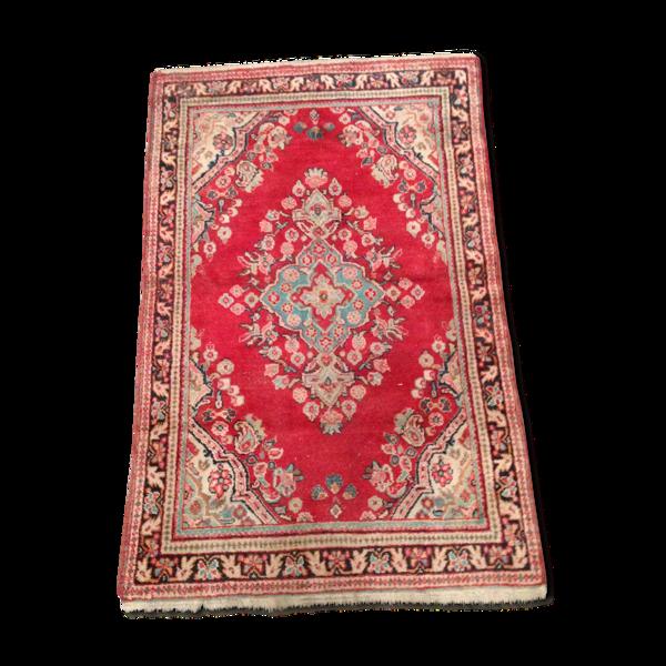 Tapis Mahal Sarouk 200x127 cm