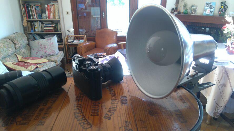 Projecteur à clip Cremer de photographe