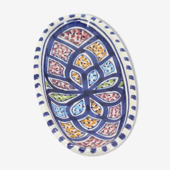 Moroccan ceramic ramequin