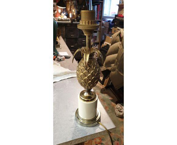 Lampe ananas  vintage