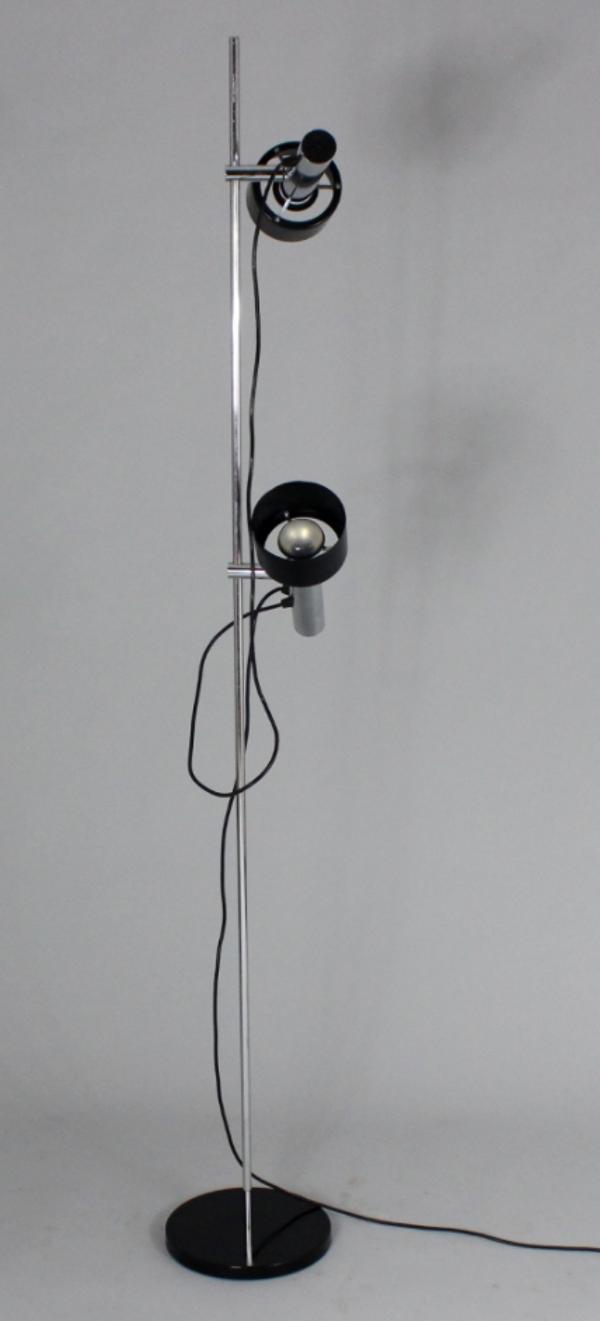 Lampadaire par Edi Franz Swiss Lamps int 1960s