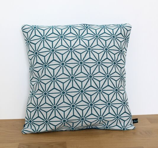 Housse de coussin origami