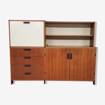 Buffet «Made to measure» Cees Braakman pour Pastoe, Pays-Bas années 1950
