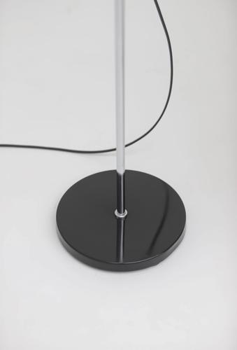 Lampadaire minimaliste réglable des années 1950