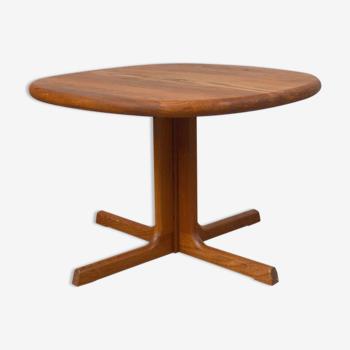 Table low Scandinavian dyrlund, 1960