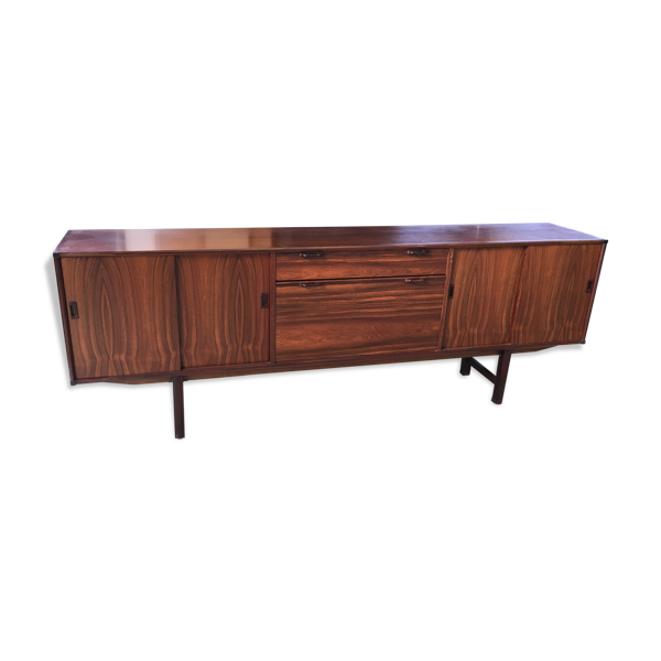 Mid-century rosewood sideboard from Fristho 1960s