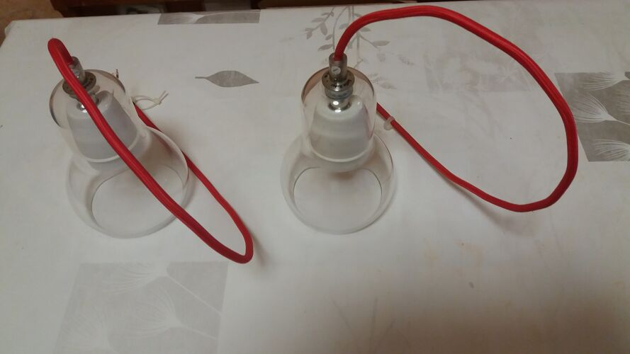 """Suspension """"bulb pendant"""""""