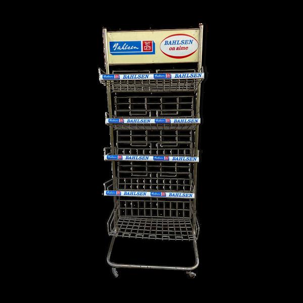 Etagère à biscuits bahlsen Grille étagère 1960 épicerie