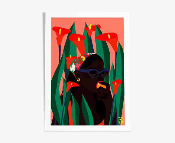Hotel Petpenoun - illustration en édition limitée, format A3 Elisa Brouet