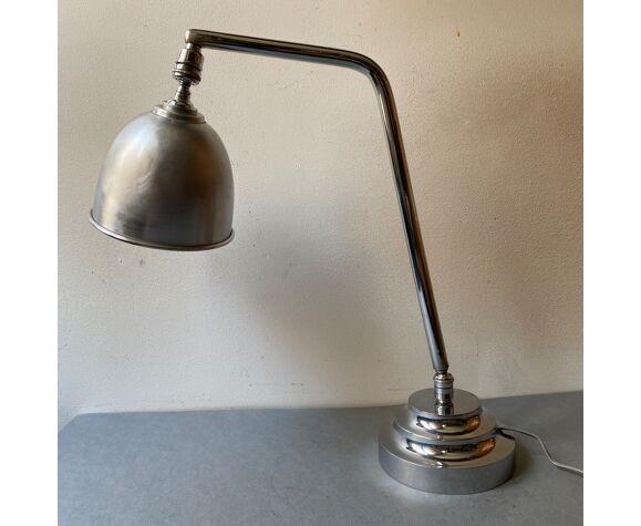 Ancienne lampe bureau articulée vintage 1950