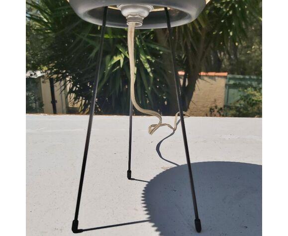 Lampe Rispal rhodoïd vintage années 50