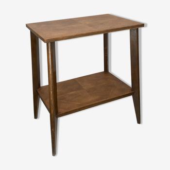 Table d'appoint bois