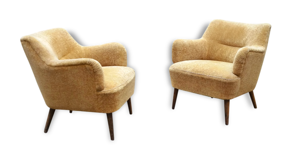 1/2 fauteuil club