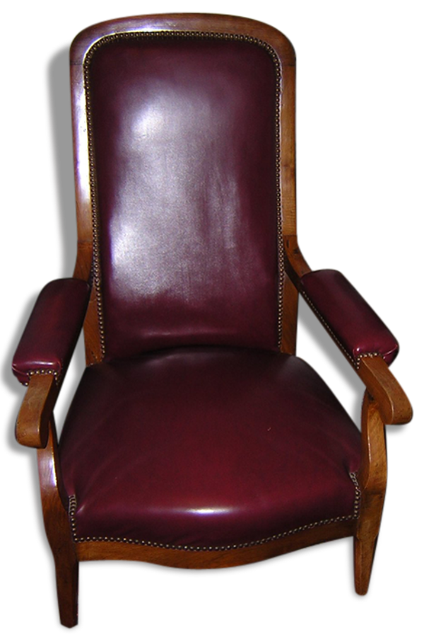 Selency Fauteuil style voltaire