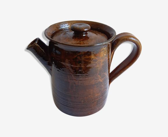 Théière céramique vintage