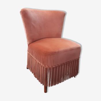 Cocktail armchair 60s