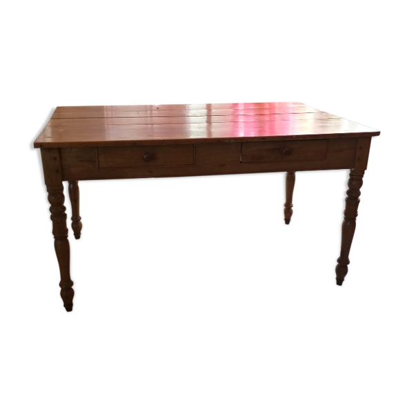 Selency Table de ferme