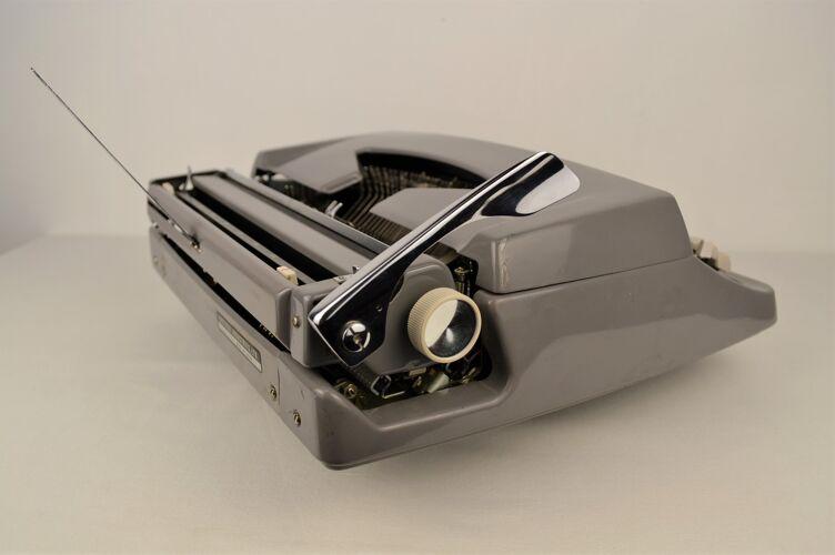 Machine à écrire mécanique Brother vintage 60 ruban neuf