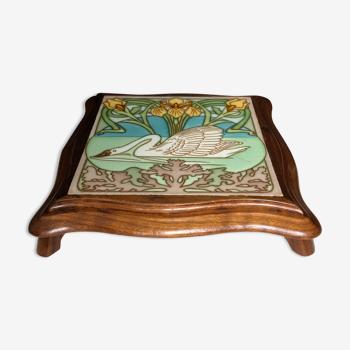 Dessous de plat Art Nouveau