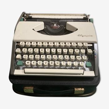 Olympia typewriter