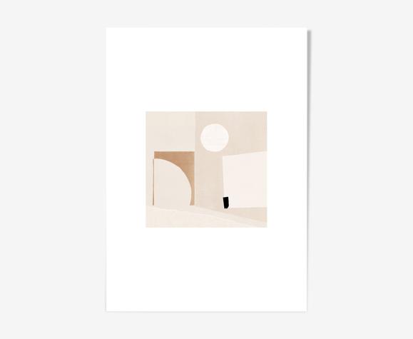 OAK Gallery Illustration Arch