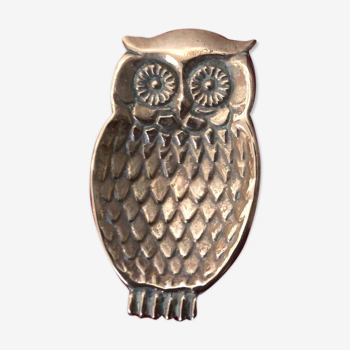 VIde pocket bronze owl owl