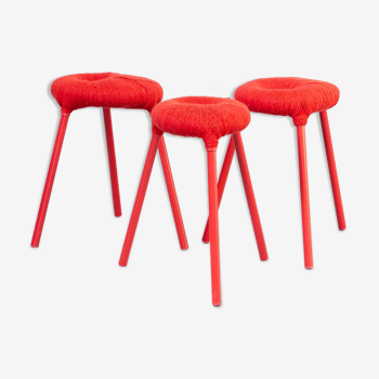 Tabourets Graeme Findla Carmel McElroy 'Eskilstuna' pour Ikea PS