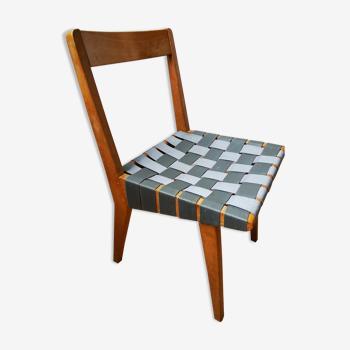 Chaise 666 de Jens Risom par Knoll