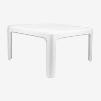 Table low vintage by Peter Ghyczy for Horn collection 1969