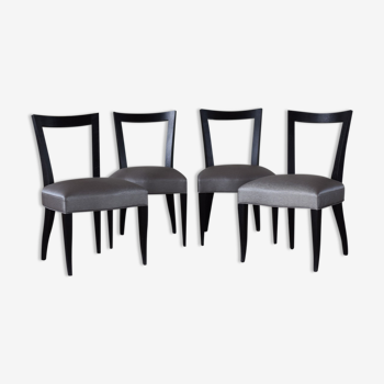 Lot de 4 chaises Brenda Side Chair