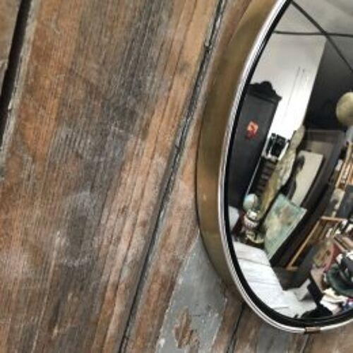 Médaillon miroir sorcière